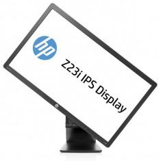 Monitor 23 inch LED, IPS, HP Z23i, Black, Panou Grad B