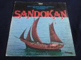 Guido E Maurizio de Angelis - Sandokan ,colonna sonora _ vinyl,LP _RCA(Italia), VINIL, rca records