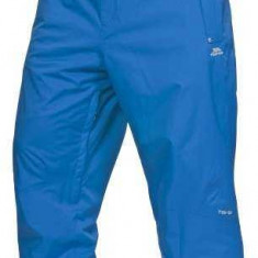 Pantaloni ski Trespass Download Albastru L - Echipament ski Trespass, Unisex