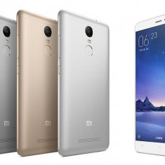 Xiaomi REDMI NOTE 3 PRO 16GB ROM 2GB RAM Qualcomm Snapdragon 650, 5.5 Inch FHD Screen Android 5.0 4G LTE