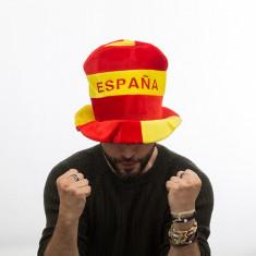 Pălărie de Fotbal I Love Spain cu Steagul Spaniei