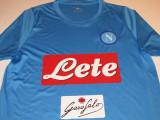 Tricou fotbal - SSC NAPOLI (Italia), M, De club