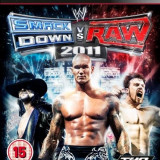 WWE Smack Down vs Raw 2011 - PS3 [Second hand]