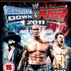 WWE Smack Down vs Raw 2011 - PS3 [Second hand] - Jocuri PS3, Sporturi, 12+, Multiplayer