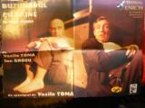Afis Teatrul Union -piesa Buzunarul cu paine -M.Visniec 2001-2002, dim.= 85x62cm