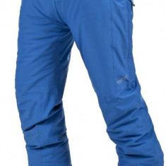 Pantaloni ski Trespass Alden Electric Albastru S - Echipament ski Trespass, Unisex