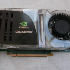 Placa video profesionala  Nvidia Quadro FX 4600 768 mb ddr3 / 384 bits, PCI Express, 1 GB