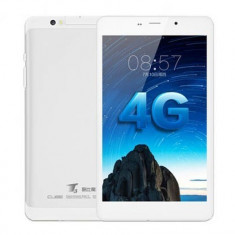 Tablet pc Cube T8 Plus 4G ( si DIGI ) LTE MTK8783 Octa Core 2GB 16GB Dual SIM Phablet 8 Inch FHD Screen OTG GPS White
