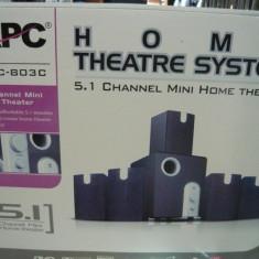 Home Theatre System 5.1 Channel Mini  Home Theatre Multimedia Speakers