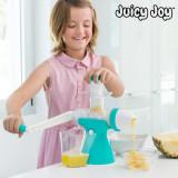 Mașină de Sucuri și Înghețată cu Manivelă Juicy Joy