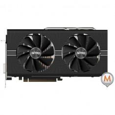 SAPPHIRE Radeon NITRO Plus RX 580 8GB GDDR5 DUAL HDMI 11265-21-20G Negru