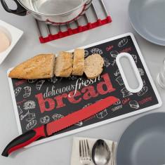Planşetă pentru Tăiat şi Cuţit Bread