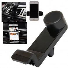 Suport pentru telefon, prindere aerator, reglabil 5-9 cm, rotire 360 grade