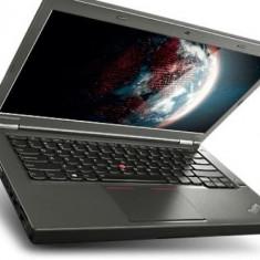 Laptop Lenovo ThinkPad T440p, Intel Core i5 Gen 4 4300M 2.6 GHz, 4 GB DDR3, 320 GB HDD SATA, WI-FI, Bluetooth, Webcam, Display 14inch 1366 by 768