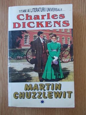 CHARLES DICKENS- MARTIN CHUZZLEWIT- VOL I foto