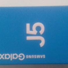 Telefon Samsung j5, Negru Jet, 16GB, Neblocat, Dual SIM