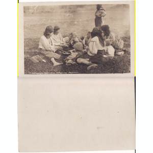 Tipuri din Carpati - WWI,WK1-port popular