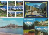 bnk cp Europa - lot 24 carti postale circulate