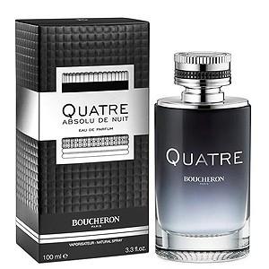 Boucheron Quatre Absolu De Nuit Pour Homme EDP 50 ml pentru barbati