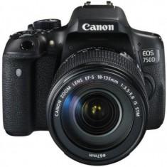 PHOTO CAMERA CANON 750D KIT EFS 18-135IS - Aparat foto DSLR