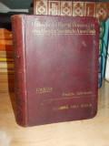 UZINELE DE FIER SI DOMENIILE DIN RESITA * PROFILE LAMINATE - EDITIA 1926