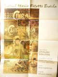 Afis al Teatrului Maria Filotti - Braila -piesa Chira-Chiralina , dim.= 50x70 cm