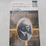 Pe urmele lui Duiliu Zamfirescu- Al. Sandulescu
