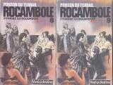 PONSON DU TERRAIL - ROCAMBOLE - INTRIGILE LUI ROCAMBOLE ( 5 VOL )