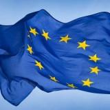 Steag Ue Uniunea Europeana 150 Cm/ 90 Cm