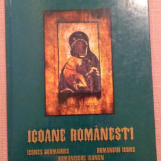 Icoane Romanesti. Album De Arta Multilingv: romana, franceza, engleza si germana, Alta editura