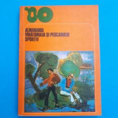 ALMANAHUL VANATORULUI SI PESCARULUI SPORTIV - 1980