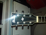 Ofer spre vanzare chitara electro-acustica Ibanez AW70ECE-BK