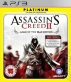 Assassin's Creed II PLATINUM -  PS3 [second hand], Actiune, 18+, Single player