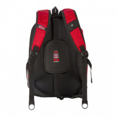 "NTB BACKPACK SRX TRIP MAX 15.6"" RED, Serioux"