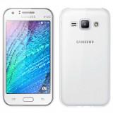 Capac de protectie Samsung Galaxy J1/J100, TPU transparent, 0.5 mm, doar 7.5 lei, Alt model telefon Samsung, Oem