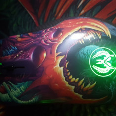 Mouse Steelseries Rival 300 Hyper Beast Edition