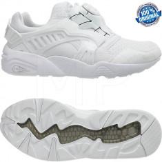 "Adidasi Puma BLAZE DISC ""White edition"" ORIGINALI 100% din germania nr 42.5"