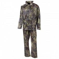 MFH Costum impermeabil cu gluga Camuflaj 08301J - Imbracaminte outdoor MFH, Marime: S, M, L, XL, XXL, XXXL