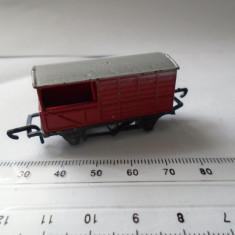 Bnk jc Lone Star TREBLE-O-TRAINS vagon marfa Brake Van - anii `60, N - 1:160, Vagoane