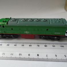 Bnk jc Lone Star treble-O British Railways Diesel Locomotive - anii `60, N - 1:160