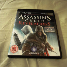 Joc Assassin's Creed Revelations original, PS3!, Actiune, 18+, Single player, Ubisoft