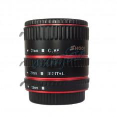 Tub extensie macro cu autofocus pentru Canon - Inel macro obiectiv foto