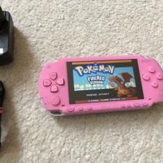 PSP MODAT card 4GB 50 JOCURI psp+Minecraft+1000 nintendo Mario,5xPokemon,Zelda
