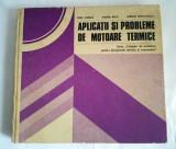 APLICATII SI PROBLEME DE MOTOARE TERMICE - D. TARAZA, A. BELEI, 1981