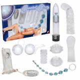Kit Crystal Clear Collection