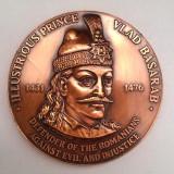 VLAD TEPES-MEDALIA VLAD TEPES-1993