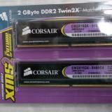 Kit  memorie 2gb ddr2 667mhz Corsair XMS2