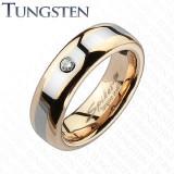 Inel Verigheta din Tungsten TCR-063