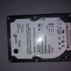 Hard  laptop IDE de 60 gb - functional dar cu bad-uri -, 41-80 GB, Seagate