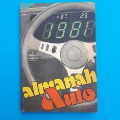 ALMANAH AUTO ^  AN 1981